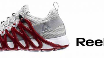 """Reebok, lancia la prime Sneakers con  """"Energia di Ritorno""""  stampate in  3D e promette una rivoluzione nel modello produttivo"""