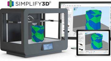 Simplify3D ,il software di slicing per la stampa 3D diventa globale con il nuovo supporto multi-lingua