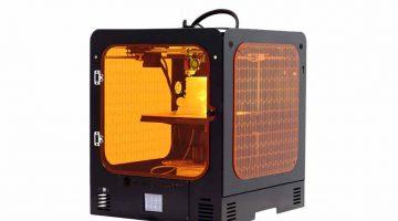 La  nuova stampante 3D Verve di Kentstrapper a 20 micron