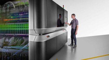 Stampante 3D metallo a getto d'inchiostro. XJet presenta la sua tecnologia a  metallo liquido