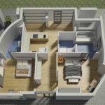 Sunconomy Stampa case in  3D in 24 ore per persone bisognose