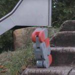 """Il Robot """"Dtto"""" auto-assemblante stampatoin 3D  per  operazioni di ricerca e soccorso"""