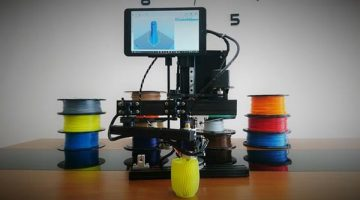 Armbot – Stampante 3D con Braccio robotico su Kickstarter  a  370 €