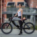 Bicicletto- e-bike stampata in 3D da Materialise in collaborazione con l'italianissima Nuova SpA