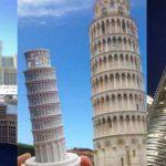 Travel-Blogger italiano restituisce modelli stampati in 3D di ogni luogo che visita