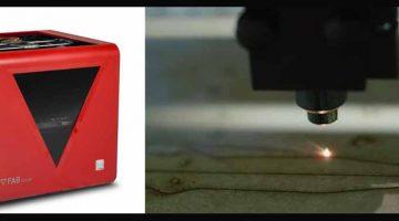 L'italianissima FABtotum aggiunge testa laser alla sua stampante 3D multi-funzione Personal Fabricator