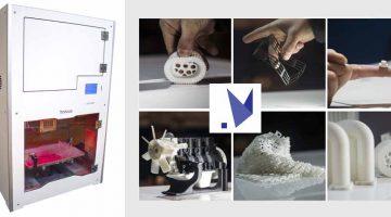 General Electric sceglie Roboze e la sua stampante 3D  Roboze One+400  per stampare il PEEK