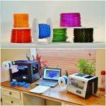 ProtoCycler il  riciclatore di filamento, permette una  stampa 3D sostenibile ed economica