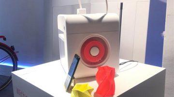 Witbox Go !, la prima stampante 3D ultra-veloce e silenziosa con sistema Android al mondo