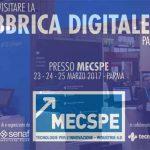 Le principali novita nella Stampa 3D presentate al MECSPE di PARMA 2017