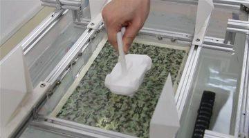 Formlabs  testa la tecnica computazionale Idrografica per colorare gli oggetti stampati in 3D