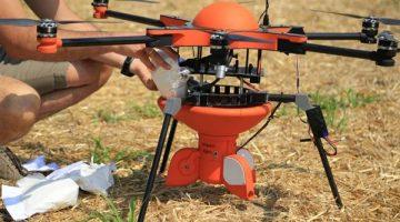 SoleonAgro il drone stampato in 3D in grado di sconfiggere la Piralide del mais