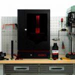 T-1000, la nuova stampante  DLP / SLA 3D  a $ 1.900, alta velocità e risoluzione a 7.5 micron
