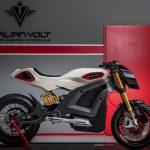 E' italiana la Moto elettrica personalizzabile stampata in 3D – da 0 a 100 Km/h in 4.2 secondi