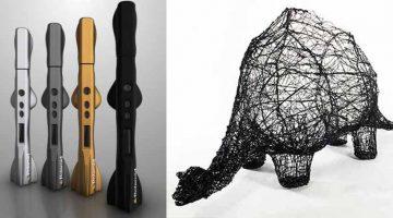 Polaroid lancia la  sua Design 3D Pen su Indiegogo