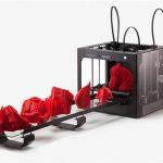 BS210 3D la prima Stampante 3D continua con  cambio automatico del piatto di costruzione