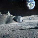 Stampanti 3D auto-replicanti per costruire insediamenti sulla Luna
