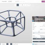Shapeways  e VECTOR  rendono il  design 3D facile, permettendo a chiunque di modellare in 3D