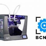 BCN3D SIGMA R17 – La più evoluta stampante 3D a doppio estrusore