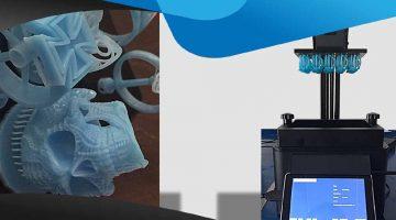 Bluecat LCD –  la nuova Stampante 3D Stereolitografica LCD alta precisione