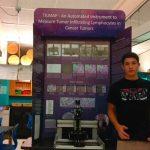 14 enne inventa SLIDEMAP , un dispositivo di rilevamento del cancro a basso costo grazie alla Stampante 3D