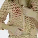 Prima giacca stampata 3D personalizzabile lasciata dallo stilista Danit Peleg