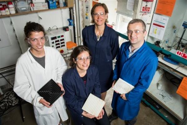 team ricercatori Università di Bath