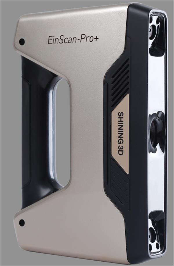 scanner HD Einscan Pro +