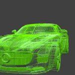 Mercedes-Benz prima nei pezzi di ricambio in metallo stampati in 3D