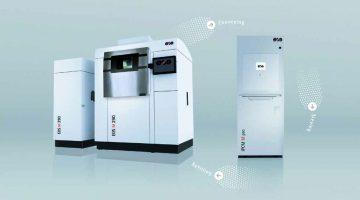 EOS presenta il nuovo modulo IPCM M pro per una gestione semplice e rapida dei materiali