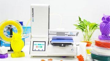 Stampante mini Geeetech E180 3D , affidabile ed economica a soli 199 $
