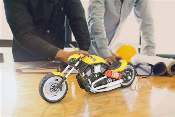 oggetto stampato a colori con stampante 3DUJ-553