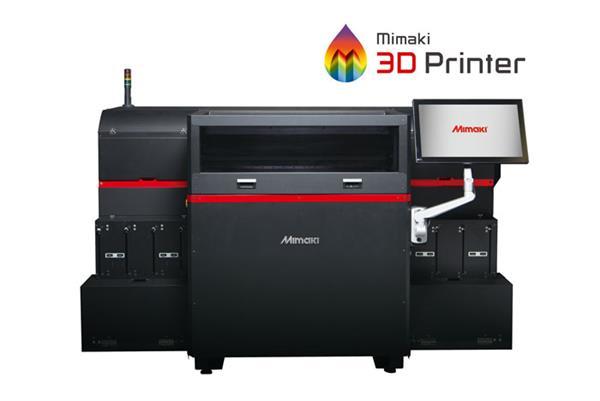 stampante 3DUJ-553