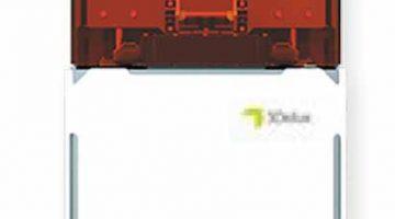 3Delux . L'ultima Stampante 3D DLP di Sharebot assieme ad altre novità in mostra al  TCT Show