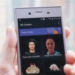 Sony lancia Xperia XZ1 – I primi cellulari con Scanner 3D onboard
