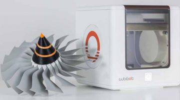 Cubibot rivoluziona il mercato con la sua stampante 3D economica di qualità superiore
