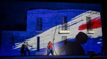 """WASP stampa in 3D la prima scenografia teatrale  per il """"Fra Diavolo"""" al Teatro dell'Opera di Roma"""