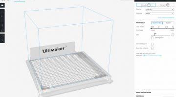 Ultimaker Cura 3.0, il nuovo software gratuito e superperfomante di slicing per Stampa 3D
