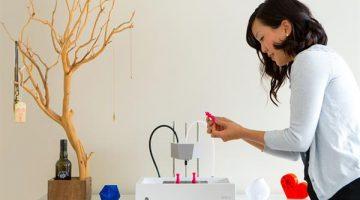 New Matter lancia la stampante 3D MOD-t a 199 $ , più veloce del 30%