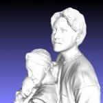 Twindom lancia 2 nuovi prodotti per il suo Scanner full-body: TwinProtect & HD Retouching