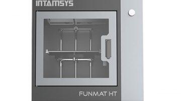 Stampanti FUNMAT HT e PRO 3D per materiali ad alte prestazioni