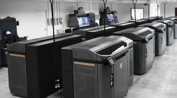 La nuova soluzione di stampa 3D HP  con la Jet Fusion 3D 4210 di abbatte i costi di produzione