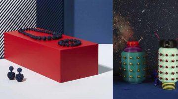 Gioielli ed oggetti  innovativi stampati in 3D da designer Italiani