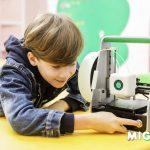 MAKEX la Stampante 3D  MIGO  per i bambini a 135 €