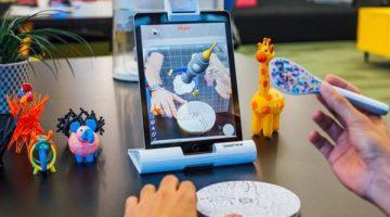 Yeehaw Wand: il rivoluzionario strumento per la stampa 3D in AR  che consente con uno smartphone di ricreare qualsiasi oggetto.In vendita a 90 €