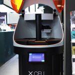 XCELL 6000 SLA 3D la stampante 3d italiana con moduli di lavaggio e polimerizzazione UV incorporati