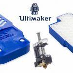 Ultimaker lancia I PRINT CORE 0.25 micron e il nuovo filamento solubile Breakaway