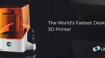 UNIZ lancia SLASH ,  la stampante SLA piu' veloce al mondo con la rivoluzionaria tecnologia UD