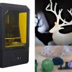 Stampante 3D SLA  KENDLE K2 , 60 mm/ora su Kickstarter