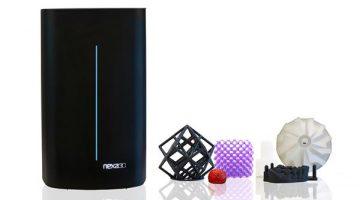 Nexa3D  NXV SLA – la stampante 3D industriale ad alta velocità presentata al CES 2018